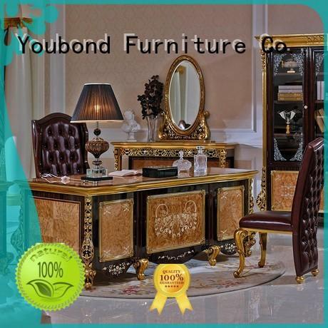 desk furniture antique mahogany office Senbetter Brand company