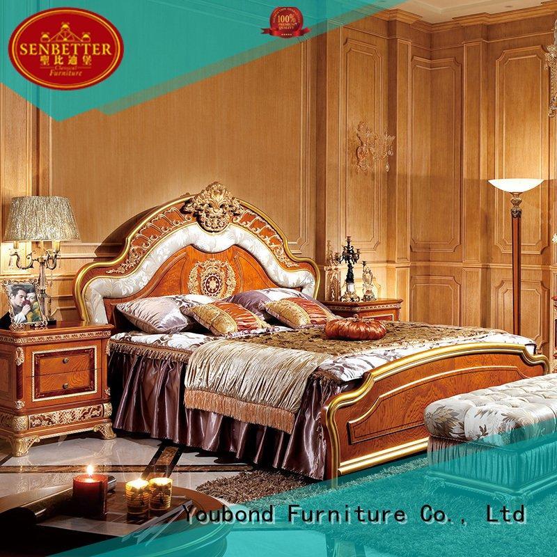 oak bedroom furniture style beech bedroom solid Senbetter