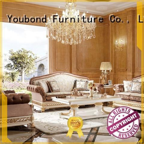 Custom vintage classic living room furniture flower Senbetter