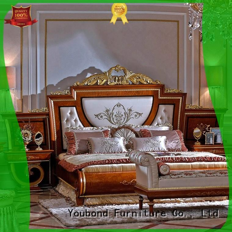Senbetter new whitewash bedroom furniture company for royal home and villa