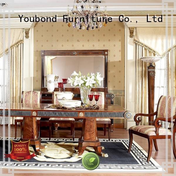 collection luxury spanish classic dining room furniture furniture Senbetter Brand