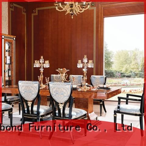 Senbetter latest classic dining set factory for villa