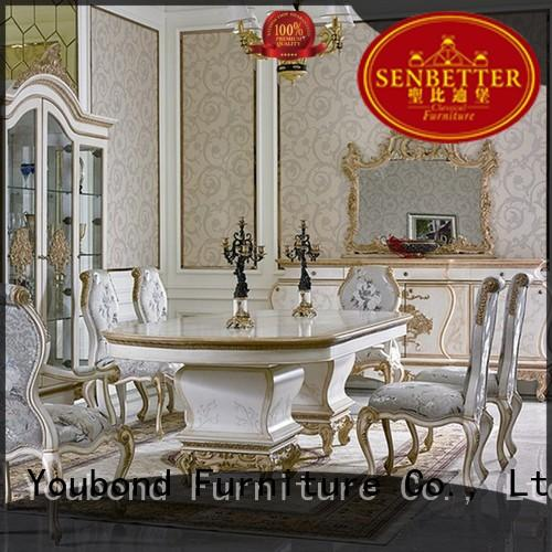 design dinning classic dining room furniture Senbetter Brand