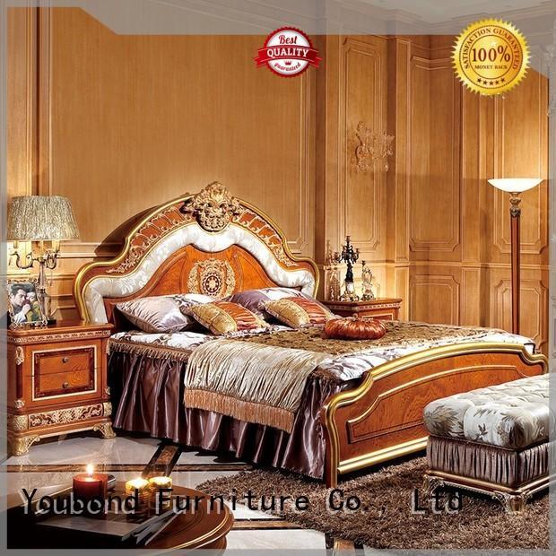 classic solid oak bedroom furniture Senbetter Brand