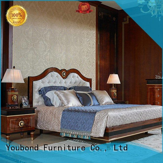 Wholesale wood oak bedroom furniture Senbetter Brand