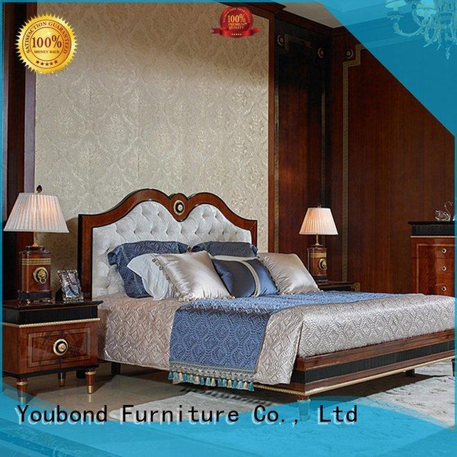 Wholesale wood oak bedroom furniture Senbetter Brand