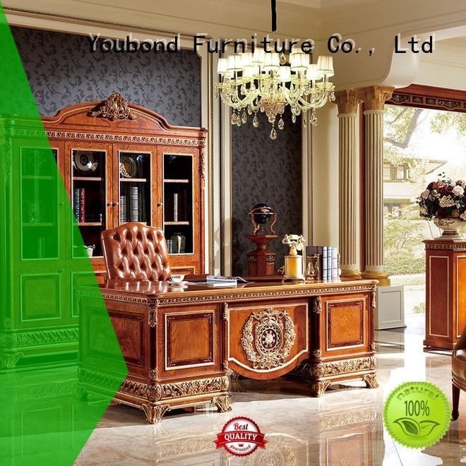 Wholesale mahogany office classic office furniture Senbetter Brand