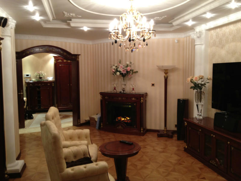 Russian client - for project and home