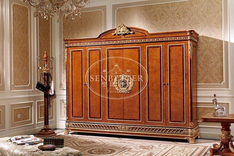 Senbetter purple bedroom furniture suppliers for royal home and villa-1