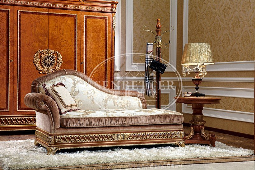Senbetter gold bedroom furniture company for sale-2
