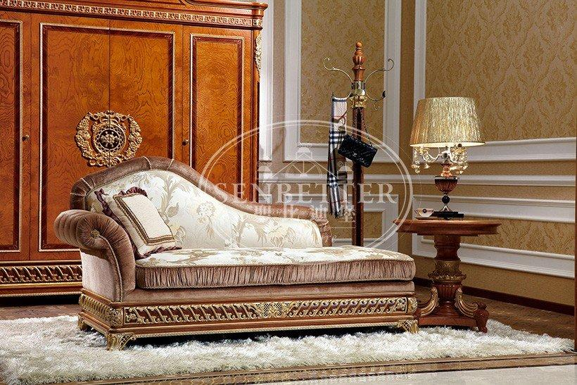 Senbetter purple bedroom furniture suppliers for royal home and villa-2