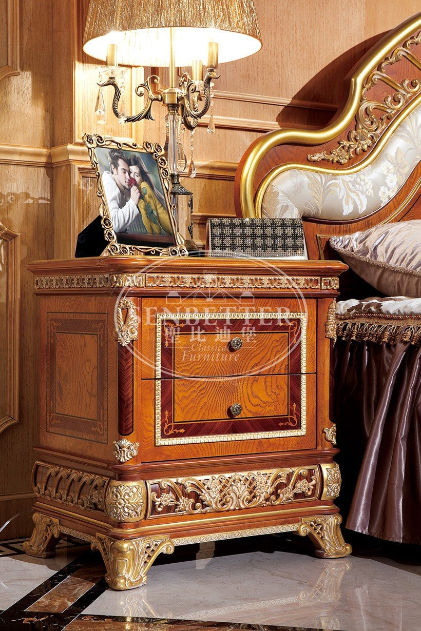 Senbetter gold bedroom furniture company for sale-5