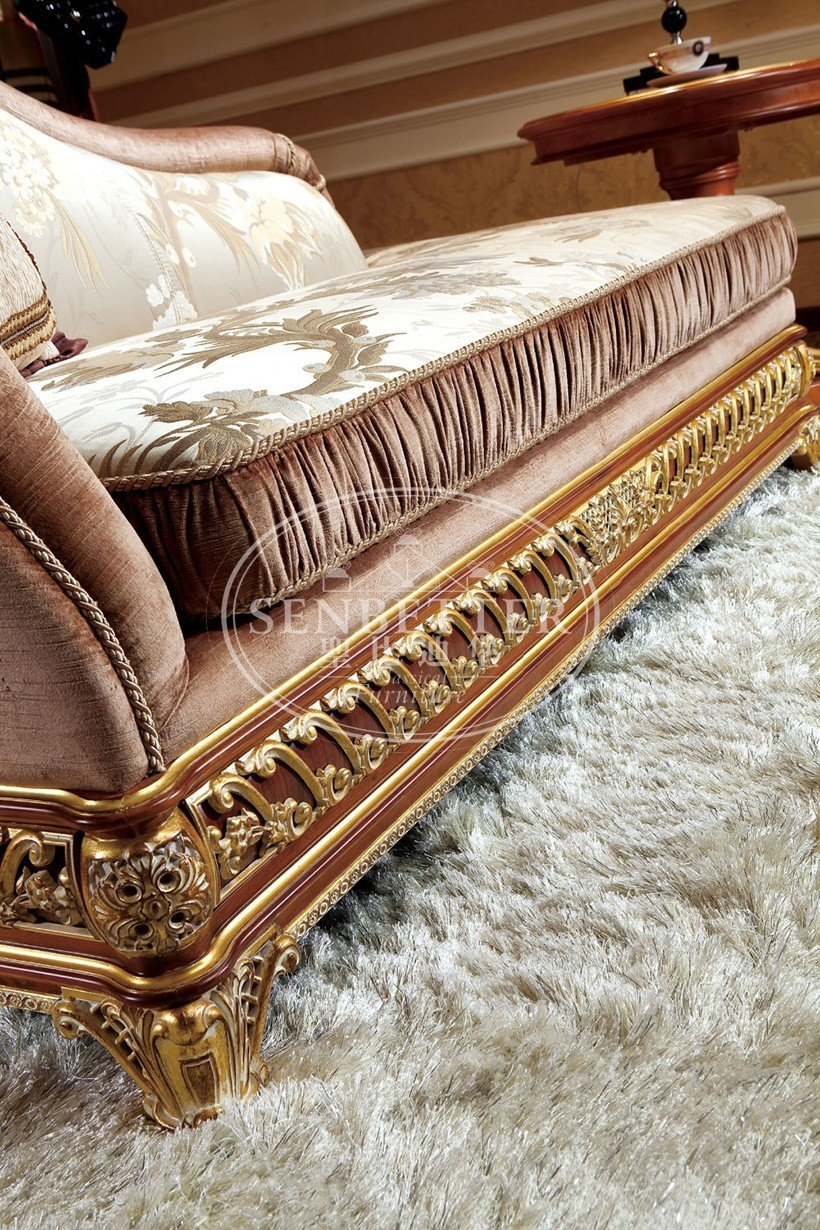 Senbetter gold bedroom furniture company for sale-7