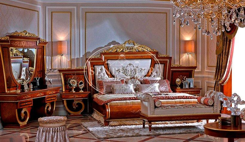 Senbetter new classic bedroom design manufacturers for decoration-3