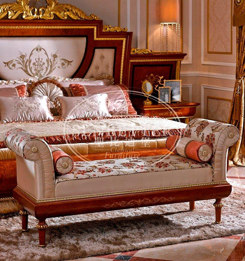 Senbetter european alstons bedroom furniture with chinese element for royal home and villa