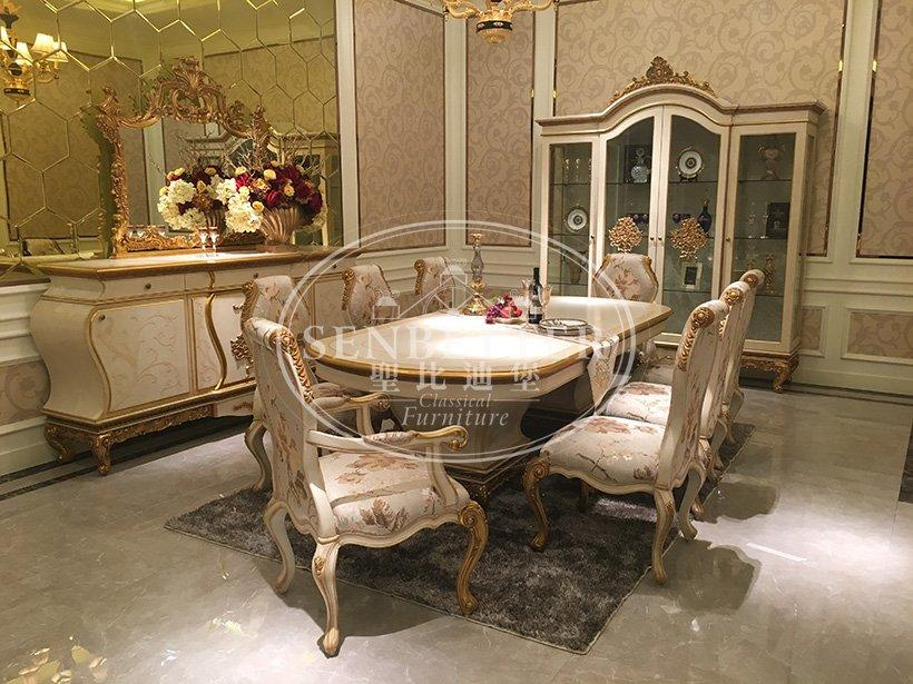 design set classic dining room furniture luxury Senbetter
