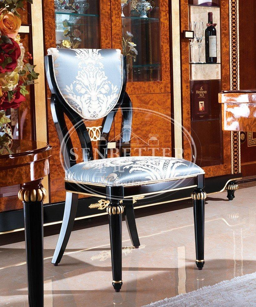 Senbetter New Italian Classic Dinning Room Furniture Collection For Royal Luxury Home/ Villa 0069