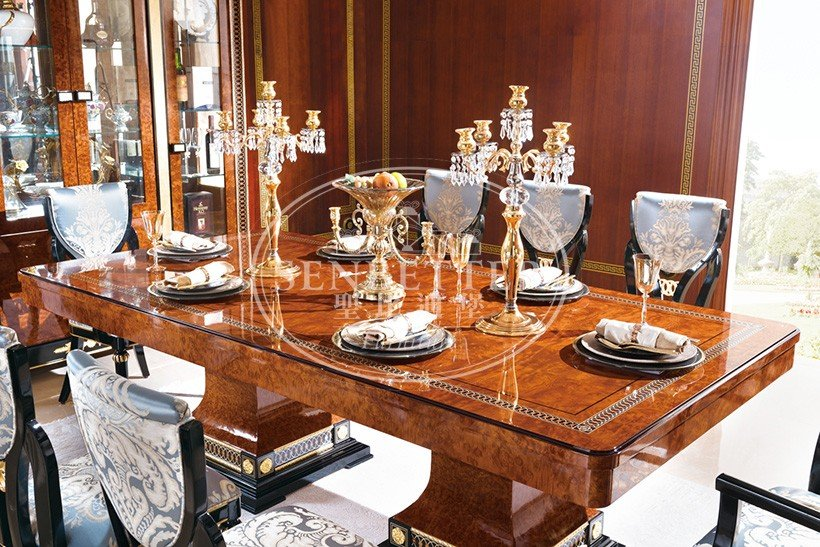 Senbetter high end dining room furniture with chairs for hotel-5