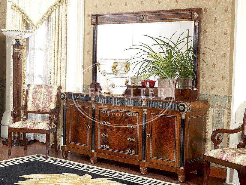 italian wood dining room sets manufacturer for sale