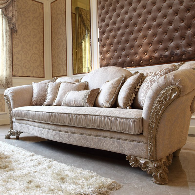 Senbetter-Best Victorian Living Room Furniture Latest Baroque Vintage Design Dubai-1
