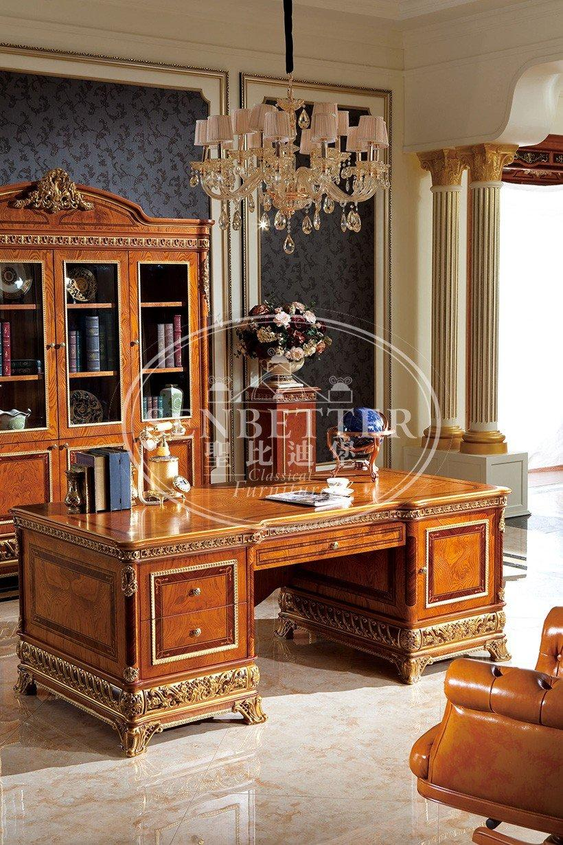 desk furniture solid desk Senbetter Brand classic office furniture
