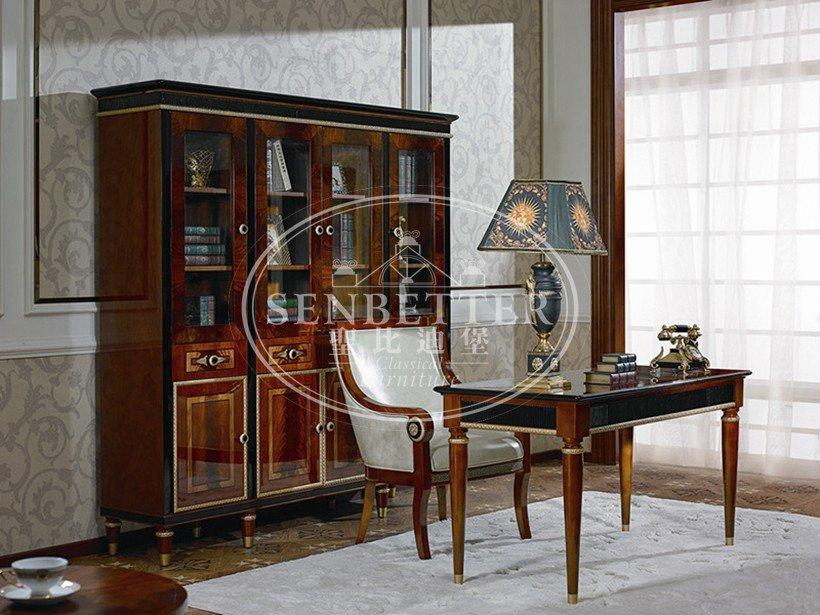 solid classic desk furniture european Senbetter company
