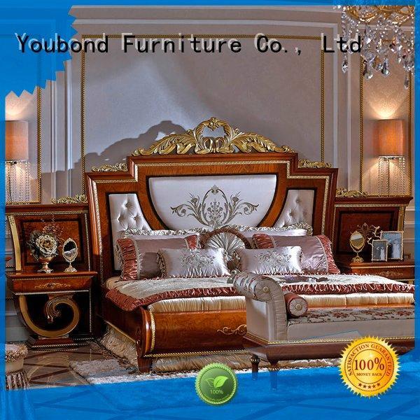 oak bedroom furniture mahogany Senbetter Brand