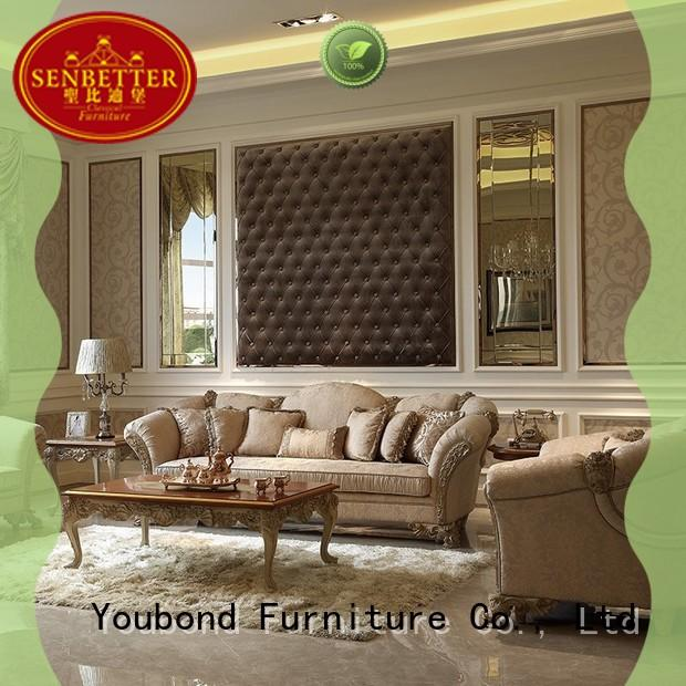Senbetter classic leather furniture suppliers for home