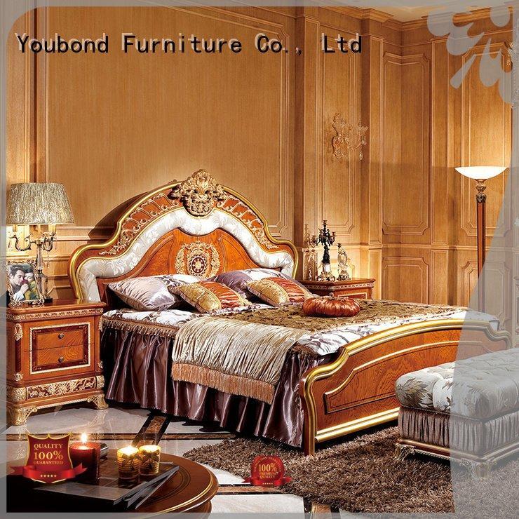 oak bedroom furniture gross solid wood bedroom furniture Senbetter Brand