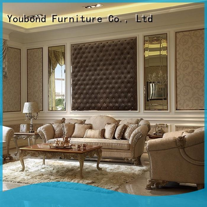 Senbetter furniture pieces for living room with mirror of buffet for hotel