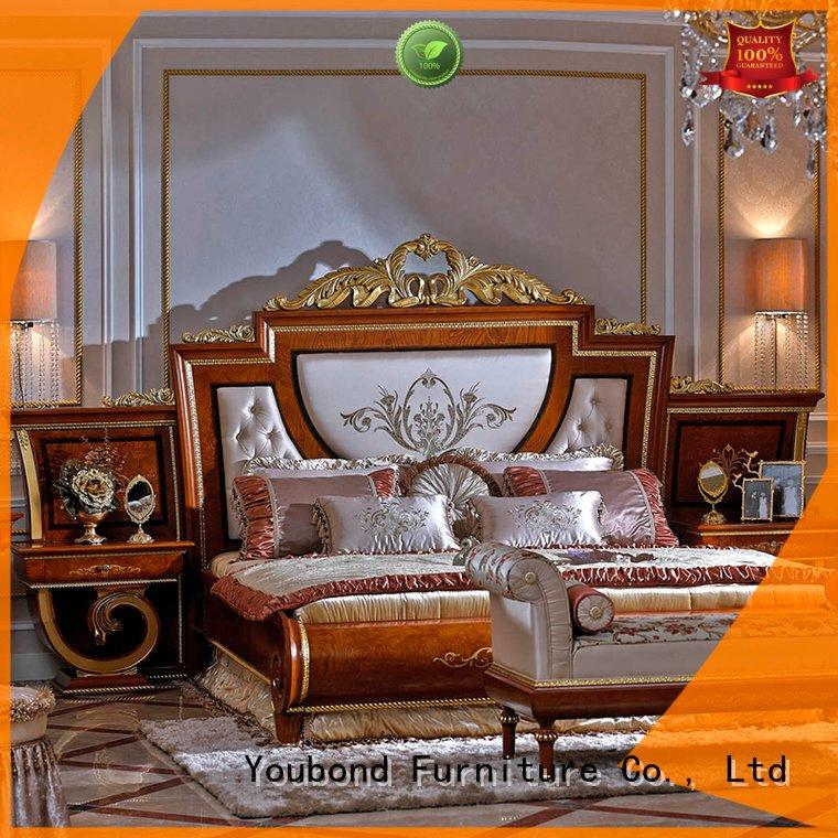 oak bedroom furniture mahogany wood solid wood bedroom furniture Senbetter Brand