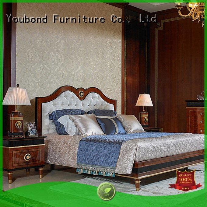 0068 design bedroom gross Senbetter solid wood bedroom furniture