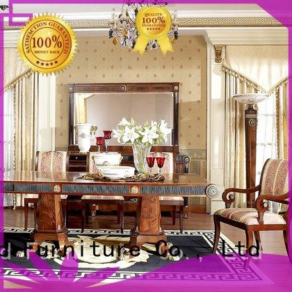 Senbetter wood classic dining room furniture dinning spanish