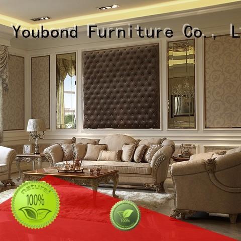 white living room furniture delicate white flower Senbetter Brand company