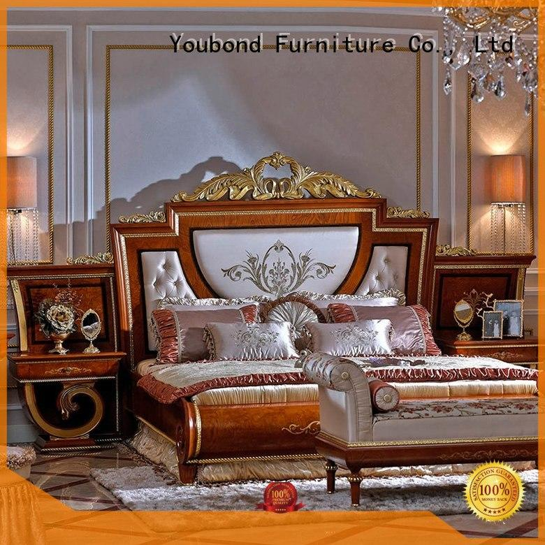 Senbetter solid wood bedroom furniture sets for business for sale