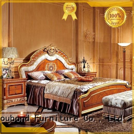 Senbetter luxury bedroom furniture with chinese element for decoration