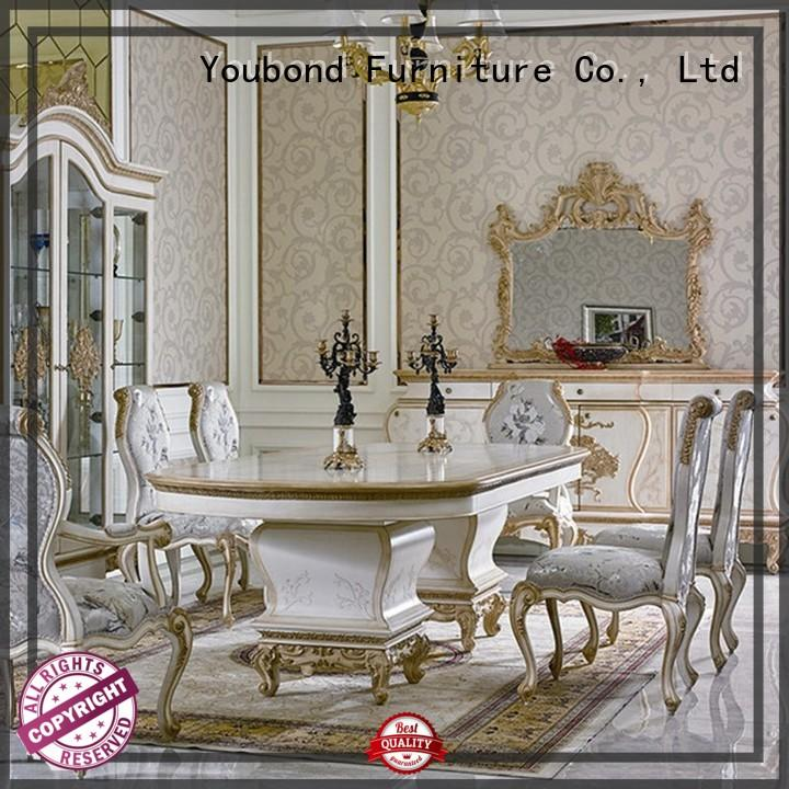 Senbetter italian french dining room furniture with buffet for collection