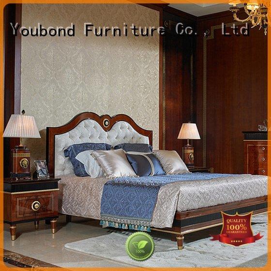 Wholesale veneer oak bedroom furniture Senbetter Brand