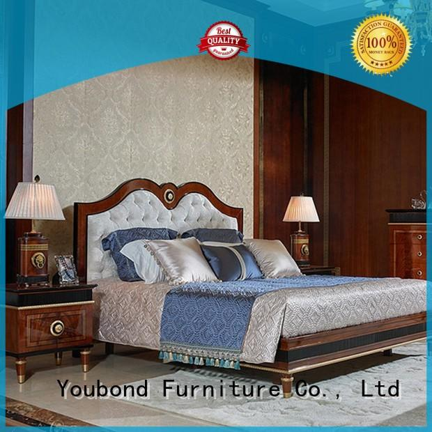 gross beech veneer classic bedroom furniture solid Senbetter Brand