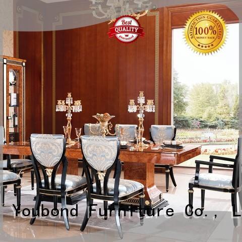 Senbetter italian solid wood dining set manufacturer for home