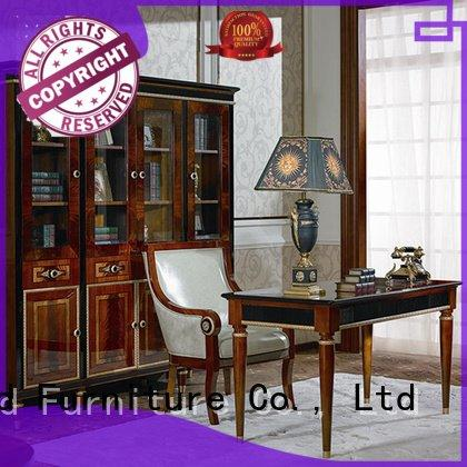 Senbetter Brand style european mahogany classic office furniture 0062