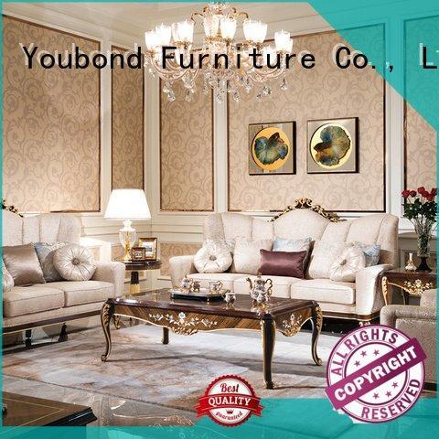 Senbetter Brand living latest baroque white living room furniture
