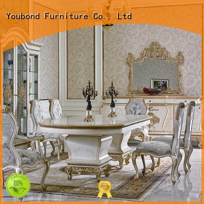 italian italian furniture dining table with buffet for hotel