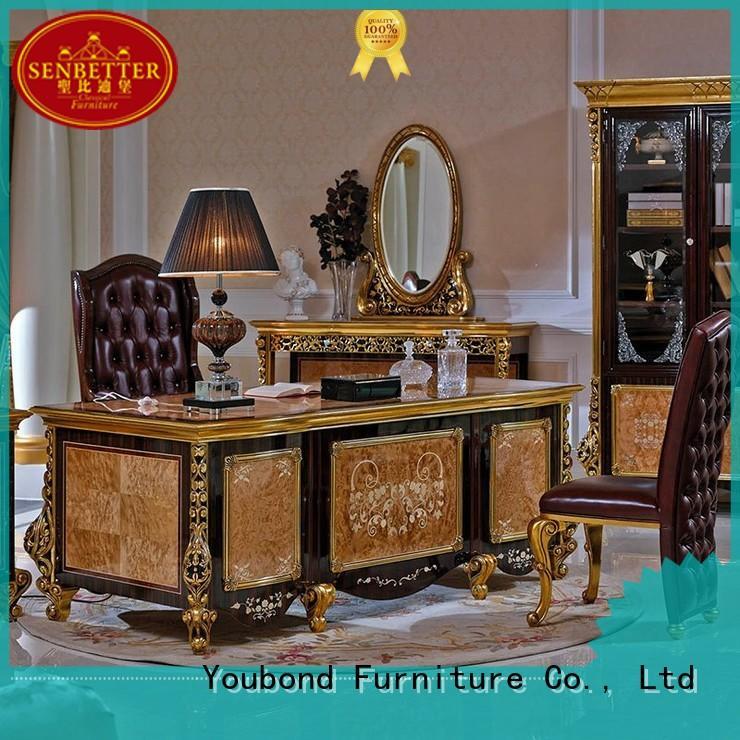 highend desk furniture classic office Senbetter Brand