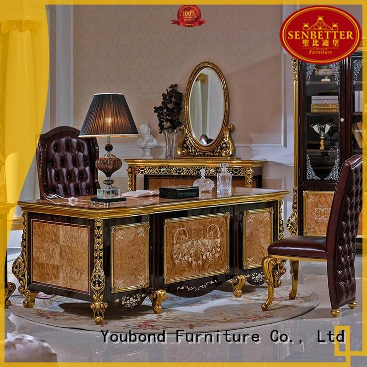 french quality office furniture with office chair for hotel