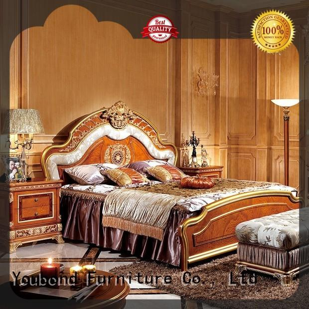 Senbetter classic classic italian bedroom furniture with white rim for sale