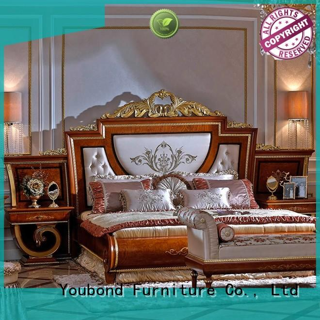 oak bedroom furniture mahogany bedroom Senbetter Brand