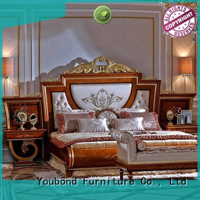 oak bedroom furniture mahogany bedroom Senbetter Brand