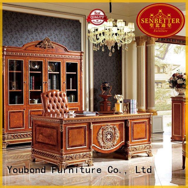 mahogany veneer Senbetter desk furniture
