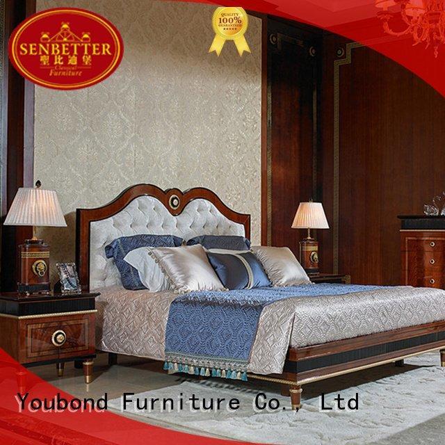 oak bedroom furniture beech solid wood bedroom furniture Senbetter Brand